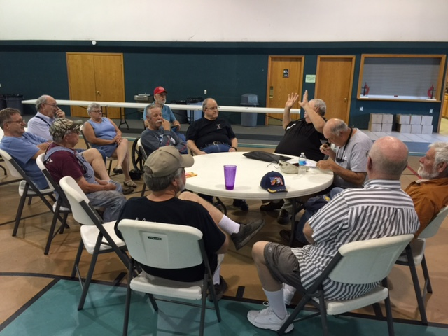 2016 Fish Fry Planning Session
